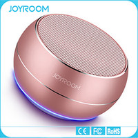 Wholesale JOYROOM Bluetooth Speakers LED Mini Wireless Portable Speaker Music Player Stereo Subwoofers Home Audio Support TF Card FM Mp3 Player