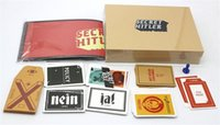 Wholesale Factory price SECRET HITLER Games previously elected NEW president chancellor Card Kickstarter Edition Board Game Christmas gift