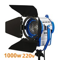 Wholesale Lightupfoto photo vedio studio photography Fresnel Tungsten Video Continuous Lighting W as ARRI PAVL8T fast shipping