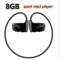 Nueva venta al por mayor --- Venta caliente 8GB del reproductor de música MP3 de los deportes Walkman de Sony para la serie W de reproducción reproductor de MP3 NWZ-W262 Envío libre
