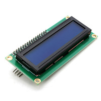 Wholesale LCD Module Blue screen IIC I2C LCD for Arduino UNO R3 MEGA2560