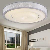 Wholesale Cracked LED Celling lamp Huge Power Absorb Dome Light sizes W W W v LED The Bedroom Lamps for Livingroom Bedroom Light