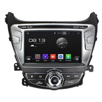 Wholesale 8 Inch Car DVD PC Audio Radio Headunit Android Stereo Player GPS For Hyundai Elantra