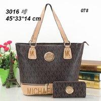 Wholesale 1pcs handbag and wallets Brand Designer Handbags Bag MK LV coach Handbag Bags Shoulder bag Bags Totes Purse Backpack wallet