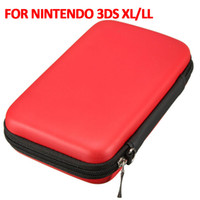 3ds xl - 2016 Hot Sale EVA Protector Hard Case Hard Bag DS Game Card Shell Colors For Nintendo DS XL LL