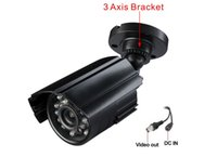 Wholesale SecuVision home Channel CCTV Security camera with AHD P DVR System x TVL outdoor Camera video surveillance Kit ch