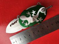 beautiful pocket knives - HOT SALE CRKT beautiful Mini small key chain Pocket Knife HRC Cr13 folding Best Gift knife g
