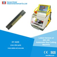 auto machine gun - Universal Fully Automatic Computerized Key Machine Sec E9 Key Cutting Machine duplicating machine