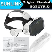 Wholesale Original Xiaozhai BOBOVR Z4 D Virtual Reality D VR Glasses Private Theater for inch Mobile Phones Immersive Bluetooth Gamepad