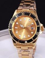 Cheap Free Shipping Wristwatches auto date luxury fashion men and women of the steel belt movement quartz clock men watch