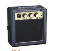 battery powered guitar amp - V Battery DC Jack Mini Electric Guitar Amp Power Amplifier PG W Electric Guitar Speaker