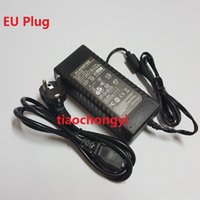 ac dc ul adapter - US EU V A W Power supply AC to DC Adapter for WS2812 WS2801 HL8806 LED strip light