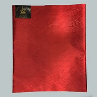 Wholesale Red African Head Scarf Nigeria geles Sego headtie gele wrapper for wedding pack LXL