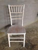 Wholesale lime wash chiavari chair for hospitality