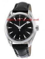 aqua ceramic - Luxury Wristwatch Fashion Watch Aqua Terra Black Dial Automatic Men s Watch mm Automatic Mens Watch Watches