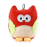animals reason - Joking Toys for Dogs Smart Small Animal Owl Toys for Cat Puppy Pet Soft Toy For Dogs Cute Owl suit for all reason