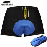 Wholesale Professional Bike Bicycle Mountaion MTB Shorts Cycling Underwear Dry Quick D Silicone Padded Compression Tights Shorts