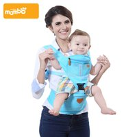 backpack safety for kids - Mambobaby Brand Ergonomic Baby Carrier Baby Backpacks Multifunction Infant Sling Bags Baby Wrap Safety Kangaroo Pouch For Kids