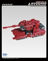 Wholesale TF Mech Fans Toys MF02 Advanced Flame Knight Warpath In stock