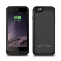 Wholesale iPhone s Battery Case Polymer Battery Power bank battery Charger Charging Case Battery Pack Charger Case for iphone S iPhone Plus S