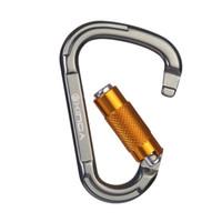 al por mayor cerradura de hielo-Cerradura principal vendedora caliente 25KN Profesional automática Quickdraw hebilla de Escalada Mosquetones escalada en hielo Maestro Locks