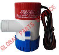 Wholesale Bilge Pump GPH V Shipboard Water Pump Boat Drain Pump Yacht Drainage Pump