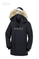 best waterproof jackets - 2016 best quality classic style men s down coat windproof waterproof down parka winter men warm down jacket Middle length