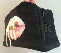 Wholesale kylie jenner birthday makeup bag kylie lip kit bags make up bag high quality ePacket
