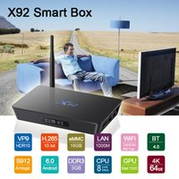 android google search - Best tv box android X92 S912 G G Android BT4 Search web tv box H K stream tv boxes G G Wifi