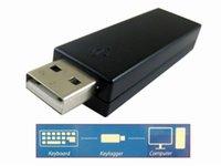 Wholesale Key Logger Computer USB Keyboard Interface Hardware Input Information Recorder Computer Keyboard Recording