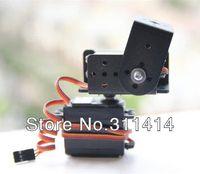 antenna mounting kit - New DOF Short Pan And Tilt With MG995 Servos Sensor Mount Kit For Arduino Robot Retail Dropshipping