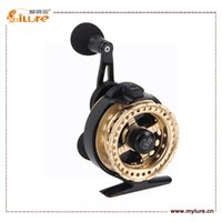 Wholesale ILURE High Quality Saltwater Reel Ball Bearings Fly Fishing Reel drop shipping