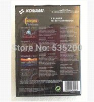 Wholesale Sega games card Castlevania of EU version with box and manual for Sega MegaDrive Video Game console system bit