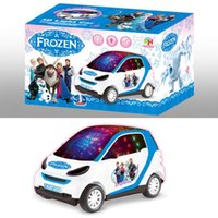 action diecast - TIANS SB1005 Frozen princess Kids baby car model toys diecast cars vehicle Action Figure