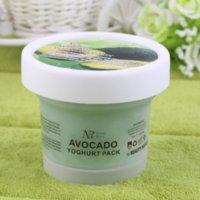 avocado skin mask - Beauty Avocado Smooth Skin Brightening Moisture Scrub Facial Mask ml Cheap mask water High Quality masks for masquerade ball