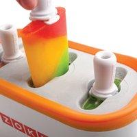 Wholesale Zoku Quick Pop Maker ZOKU Slush Shake Maker Home made Ice Cream Tools Ice Creammaker Creative Cup