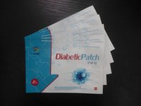 Wholesale 2016 New Hot Sale set Natural herbal Diabetic Patch For Lowering Blood Sugar