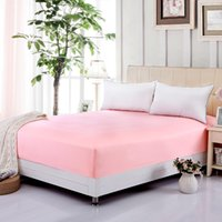 Wholesale New Luxury Bedding Fitted Bed Sheet Mattress Protector Cover Bedding Covers Full Queen Size YD005
