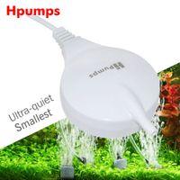 Wholesale Ultra Small Aquarium Air Pump High Efficient Fish Tank Aquarium Oxygenation Air Water Pump