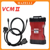 Wholesale Carton box Ford VCM II Diagnostic Tool IDS V96 support ford vehicle OBD2 scanner