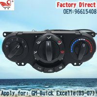 Buick Excelle air condition auto - Factory Direct Auto Car Air condition control switch apply for Buick Excelle