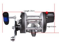 Wholesale Cheap electric fishing reel saltwater trolling boat electric reel BB gear ratio fishing reel electric molinete para pesca