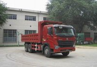 Wholesale Supply howo A7 Tipper made in china by china sinotruk HW19710 x4 AC16 TP m
