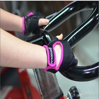 S bicycle bike lift - bicycling gloves bicycle yoga training semi finger outdoor bike riding Fitness and weight lifting Cycling baseball gloves
