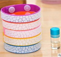 american mosquito - The water cube and mosquito repellent Bracelet citronella mosquito with ring chain guard sent oil repellent