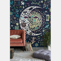 Wholesale 27 style Bohemian Geometric Printed Indian Mandala Beach Towel Throw Tapestry Carpets Hippie Yoga Mat Shawl