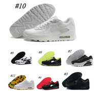 air grey - 2016 New Classical Maxes Running Shoes For Women Men Brand Air Soft Cushion Outdoor Sneakers Eur Size