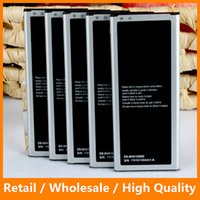 Wholesale Newest AAA Replacement Battery for Samsung Galaxy s3 mAh s5 mAh Battery Without Logo Samsung Battery