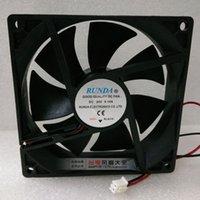 amplifier cooling fans - New Original CM RUNDA V A DC silent inverter power amplifier cooling fan