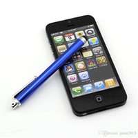 Wholesale New Stylus Styli Pen Stylet For Phoe Apple iPad Air mini iPad2 iPad4 iPhone